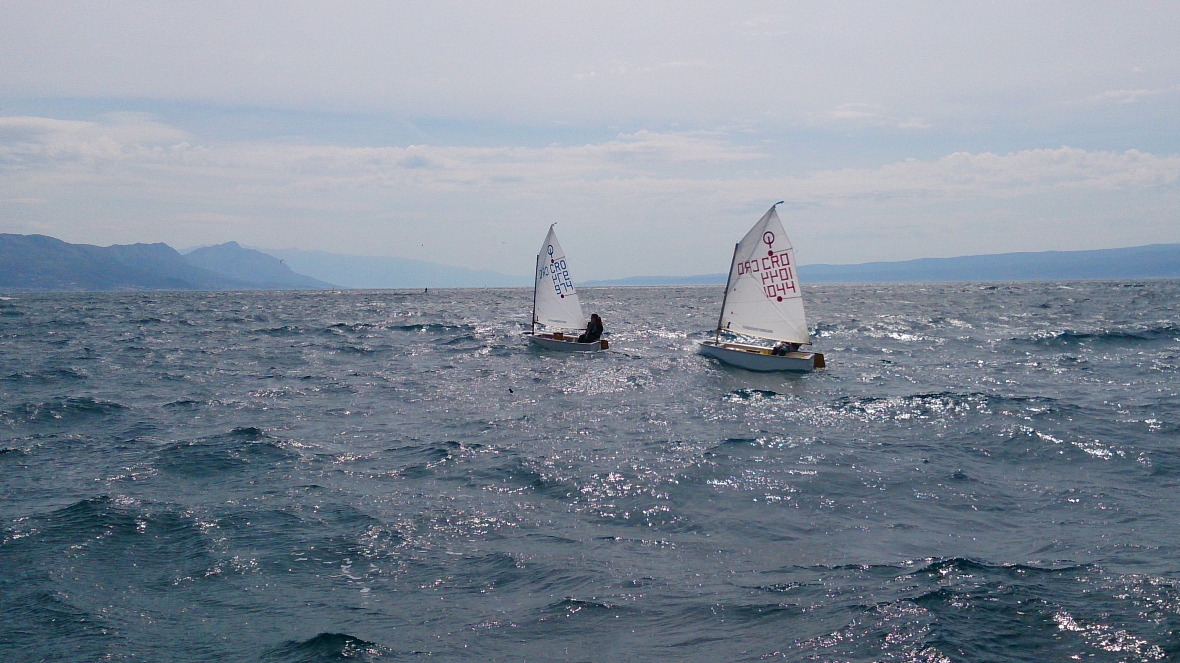 Regata Sv. Dujma, Split 2014.
