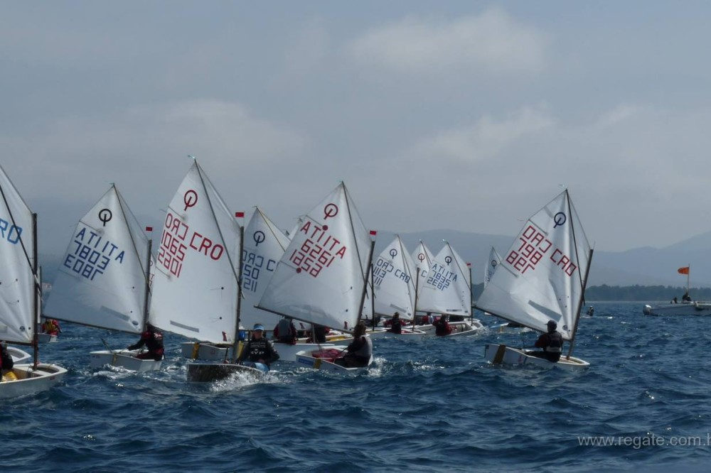 SOLARIS CUP OPTIMIST 2016
